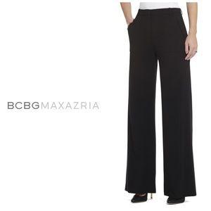 BCBG Jaclyn Wide Leg Trousers